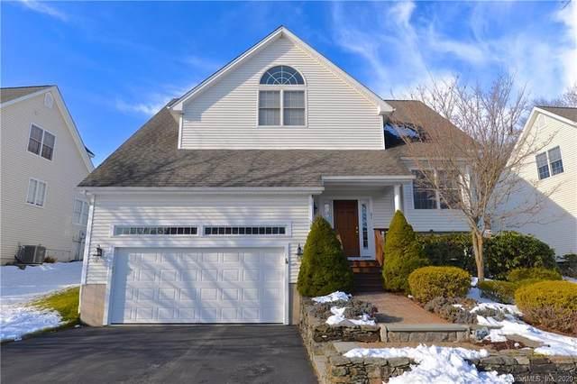 31 Waterford Lane #31, Shelton, CT 06484 (MLS #170273015) :: Spectrum Real Estate Consultants