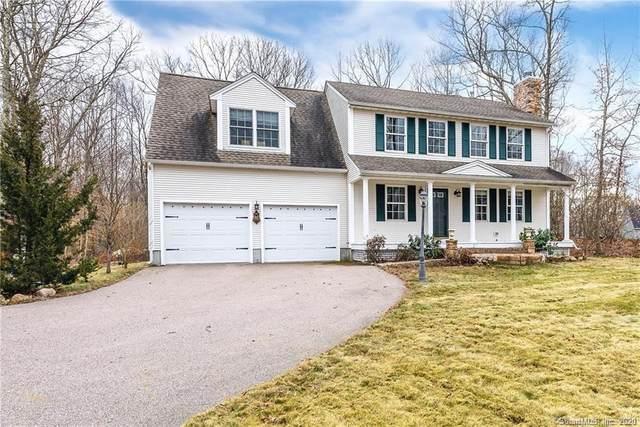 212 Great Brook Road, Groton, CT 06340 (MLS #170273046) :: Spectrum Real Estate Consultants