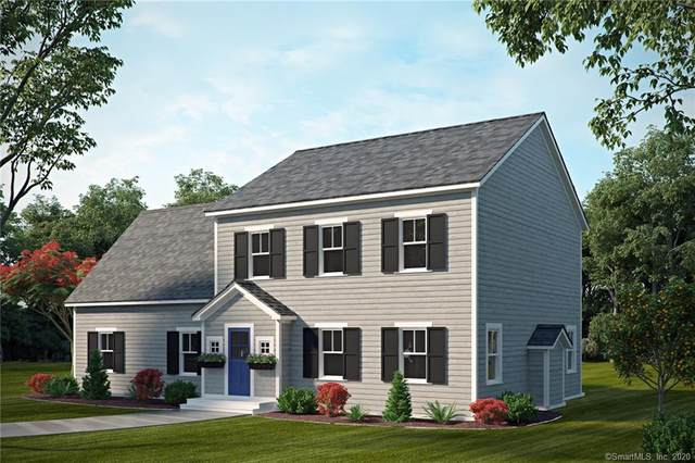 212 Stanavage Road Lot 8, Colchester, CT 06415 (MLS #170273056) :: Spectrum Real Estate Consultants