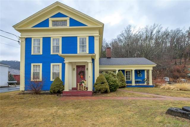 161 Albany Turnpike, Canton, CT 06019 (MLS #170273079) :: The Higgins Group - The CT Home Finder