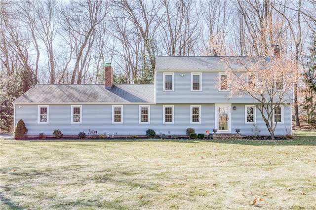 225 Beacon Hill Drive, Cheshire, CT 06410 (MLS #170273096) :: GEN Next Real Estate