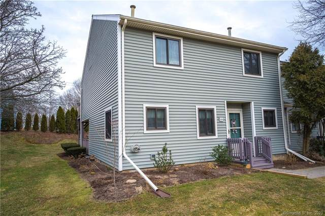 158 Turtle Bay Drive #158, Branford, CT 06405 (MLS #170273149) :: The Higgins Group - The CT Home Finder