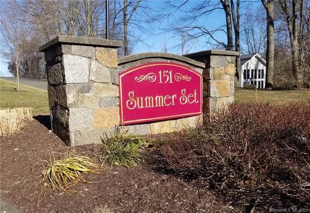 151 Shelter Rock Road #71, Danbury, CT 06810 (MLS #170273214) :: Michael & Associates Premium Properties | MAPP TEAM