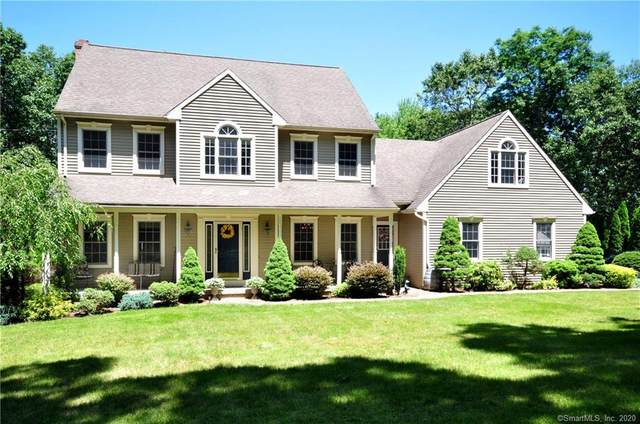 3580 Phelps Road, Suffield, CT 06093 (MLS #170273226) :: NRG Real Estate Services, Inc.