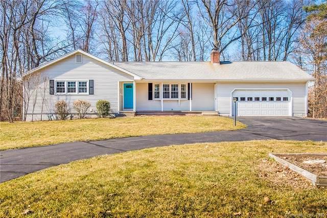 65 Ident Road, South Windsor, CT 06074 (MLS #170273249) :: NRG Real Estate Services, Inc.