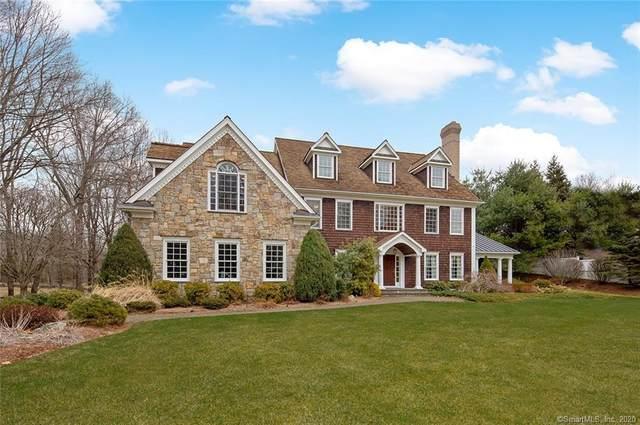 3920 Redding Road, Fairfield, CT 06824 (MLS #170273333) :: Mark Boyland Real Estate Team