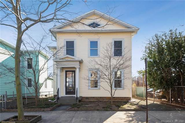 258 Saint John Street, New Haven, CT 06511 (MLS #170273343) :: The Higgins Group - The CT Home Finder