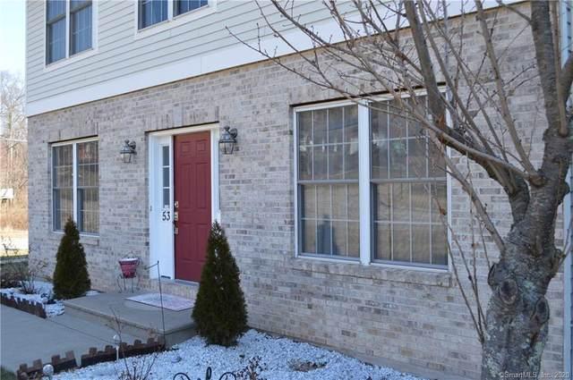 53 Streamside Lane, New Britain, CT 06052 (MLS #170273492) :: GEN Next Real Estate