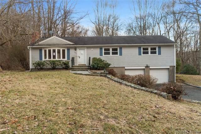 27 Blue Ridge Drive, Trumbull, CT 06611 (MLS #170273507) :: Spectrum Real Estate Consultants