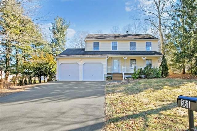 361 Dunbar Hill Road, Hamden, CT 06514 (MLS #170273531) :: Carbutti & Co Realtors