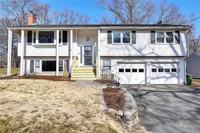 95 Shipman Drive, Glastonbury, CT 06033 (MLS #170273554) :: GEN Next Real Estate