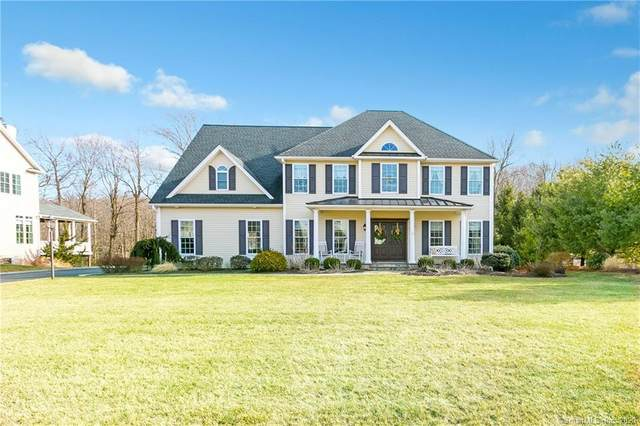 105 Wesley Drive, Shelton, CT 06484 (MLS #170273556) :: Spectrum Real Estate Consultants
