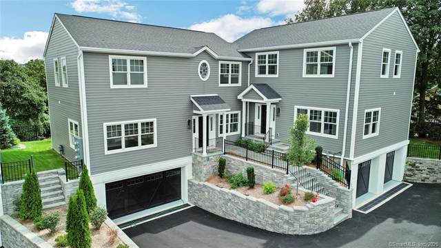 8 View Street #10, Greenwich, CT 06830 (MLS #170273617) :: GEN Next Real Estate