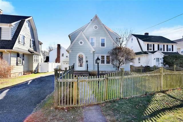 317 Meadowbrook Road, Fairfield, CT 06824 (MLS #170273782) :: Mark Boyland Real Estate Team