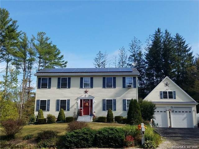 118 Fairgrounds Road, Brooklyn, CT 06234 (MLS #170273790) :: The Higgins Group - The CT Home Finder