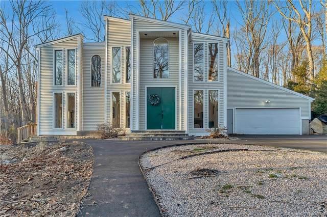 80 Fernwood Drive, Guilford, CT 06437 (MLS #170273871) :: Spectrum Real Estate Consultants