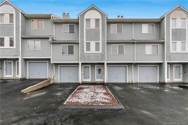 200 Stonefield Drive #5, Waterbury, CT 06705 (MLS #170274111) :: GEN Next Real Estate