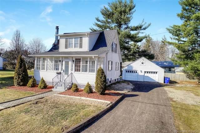 85 Amherst Street, Wethersfield, CT 06109 (MLS #170274250) :: Mark Boyland Real Estate Team