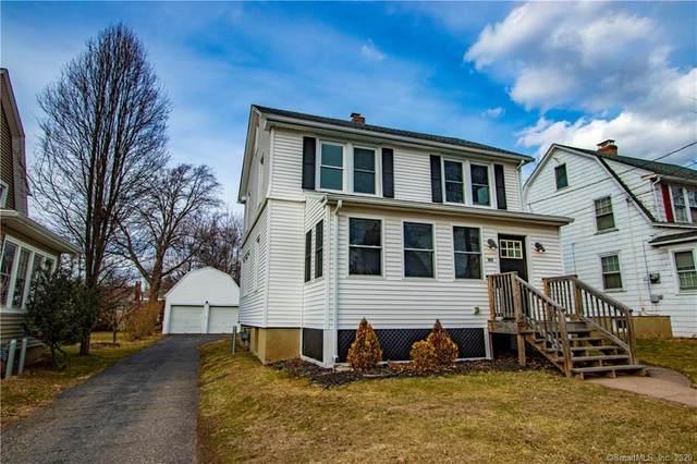 185 Brimfield Road, Wethersfield, CT 06109 (MLS #170274297) :: GEN Next Real Estate