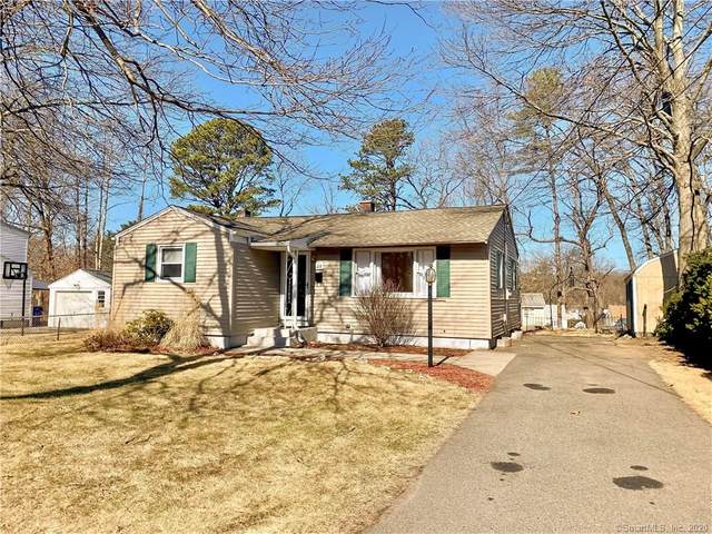 28 Laurie Drive, Enfield, CT 06082 (MLS #170274335) :: Spectrum Real Estate Consultants