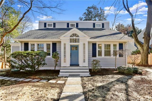 110 Leroy Avenue, Darien, CT 06820 (MLS #170274509) :: The Higgins Group - The CT Home Finder