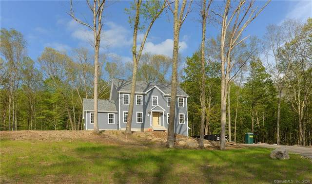 1373 Kettletown Road, Southbury, CT 06488 (MLS #170274586) :: Spectrum Real Estate Consultants