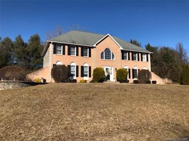 530 Hawthorne Lane, Windsor, CT 06095 (MLS #170274640) :: Mark Boyland Real Estate Team