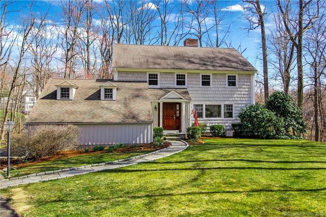 10 Greenbriar Lane, Wilton, CT 06897 (MLS #170274657) :: The Higgins Group - The CT Home Finder