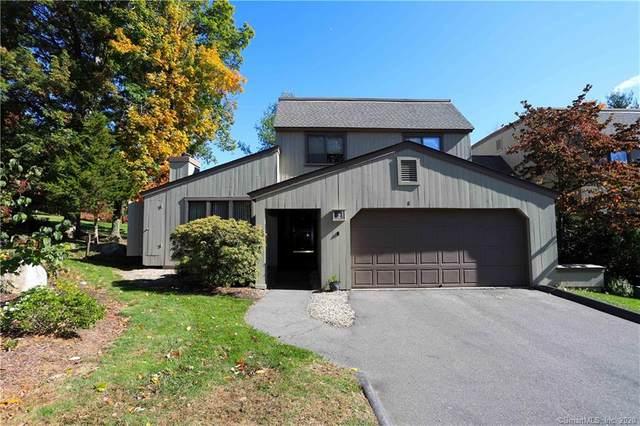 8 Conifer Lane #8, Avon, CT 06001 (MLS #170274661) :: Anytime Realty