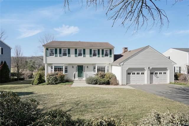 91 Lazy Brook Road, Monroe, CT 06468 (MLS #170274966) :: GEN Next Real Estate