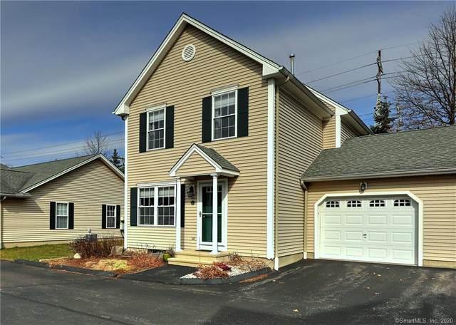 118 Gulf Street #20, Milford, CT 06460 (MLS #170275106) :: Michael & Associates Premium Properties   MAPP TEAM