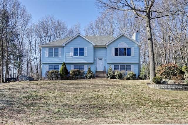 33 Tyler Way, Bristol, CT 06010 (MLS #170275268) :: Spectrum Real Estate Consultants