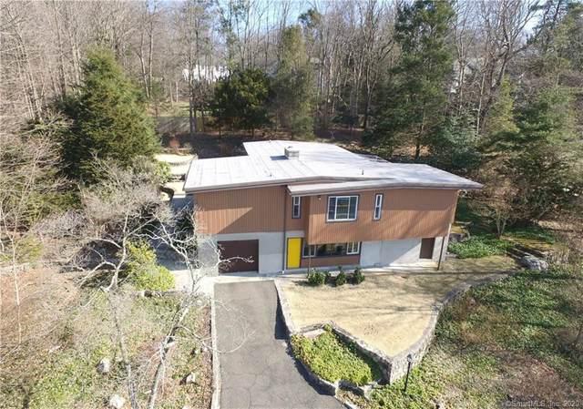 203 Hoyt Street, Darien, CT 06820 (MLS #170275529) :: The Higgins Group - The CT Home Finder