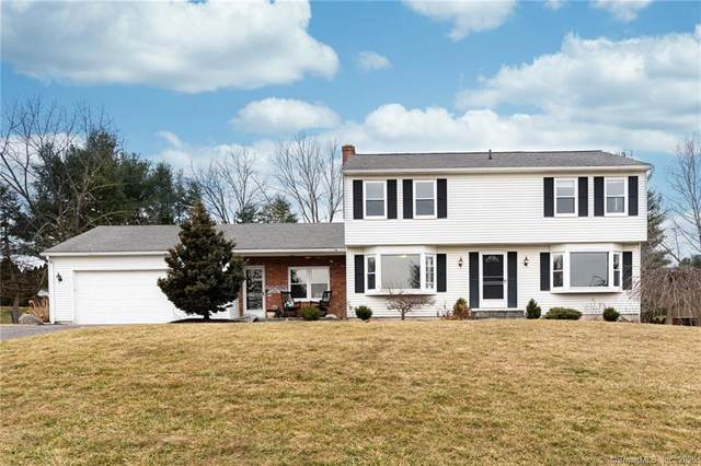 138 Tanglewood Drive, Southington, CT 06489 (MLS #170275678) :: Michael & Associates Premium Properties | MAPP TEAM