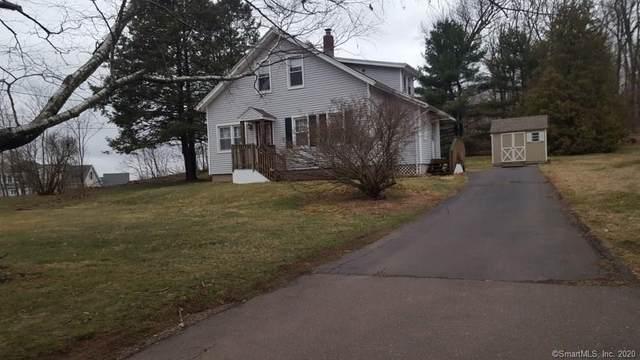 154 Griswoldville Avenue, Newington, CT 06111 (MLS #170275685) :: Spectrum Real Estate Consultants