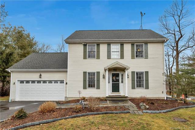 608 Moose Hill Road, Monroe, CT 06468 (MLS #170275757) :: Team Feola & Lanzante | Keller Williams Trumbull