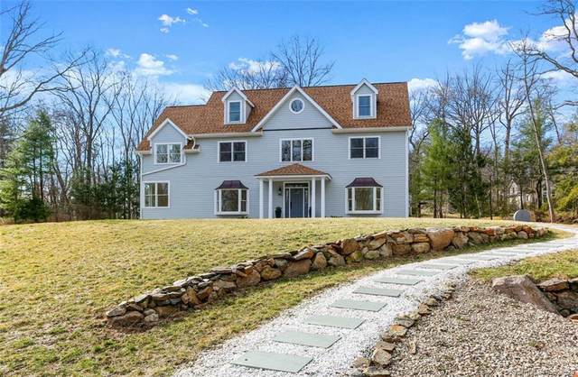 168 E Cross Road, New Canaan, CT 06840 (MLS #170275951) :: Spectrum Real Estate Consultants