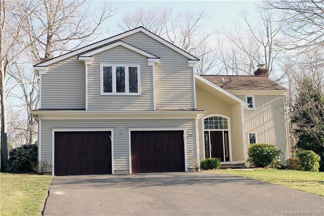22 Silvermine Woods, Wilton, CT 06897 (MLS #170275970) :: The Higgins Group - The CT Home Finder