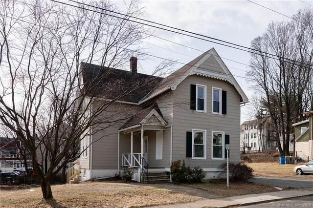 25 Ingraham Place, Bristol, CT 06010 (MLS #170276077) :: Spectrum Real Estate Consultants