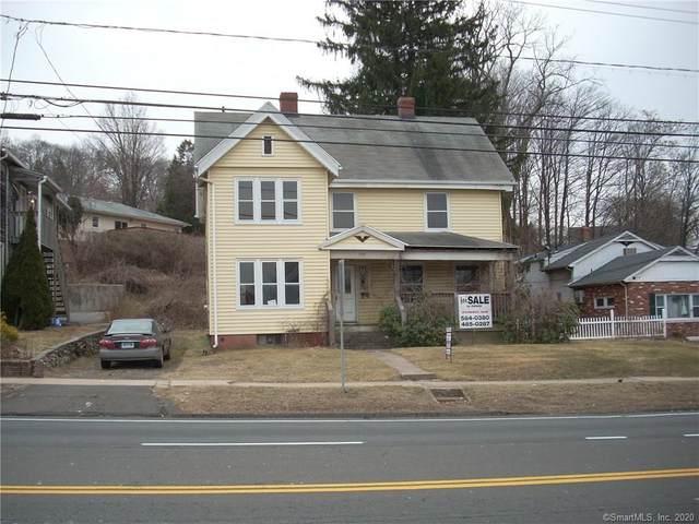 170 Farmington Avenue, Bristol, CT 06010 (MLS #170276239) :: Spectrum Real Estate Consultants