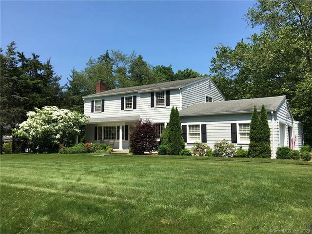 36 Sunset Hill Drive, Branford, CT 06405 (MLS #170276373) :: Frank Schiavone with William Raveis Real Estate