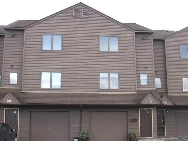 489 Wolcott Street #69, Bristol, CT 06010 (MLS #170276426) :: Spectrum Real Estate Consultants