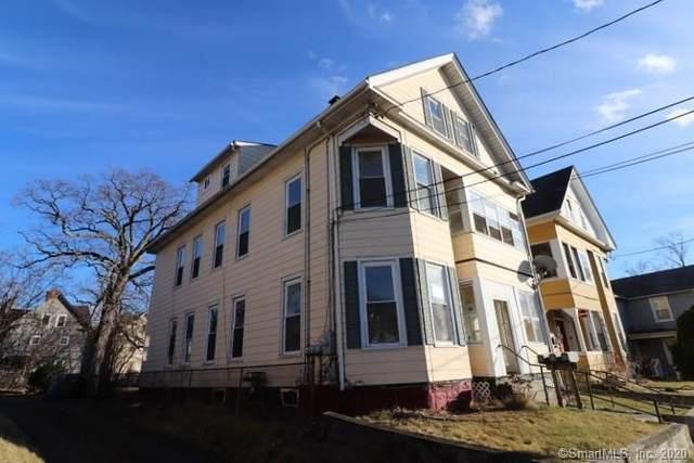56 N 1st Street, Meriden, CT 06451 (MLS #170276444) :: Michael & Associates Premium Properties | MAPP TEAM