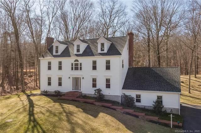 187 Cedar Swamp Road, Deep River, CT 06417 (MLS #170276534) :: Spectrum Real Estate Consultants