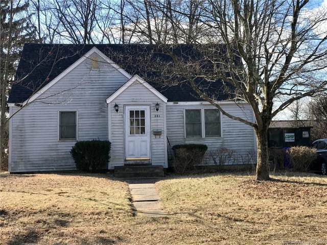 201 Goodwin Street, East Hartford, CT 06108 (MLS #170276535) :: The Higgins Group - The CT Home Finder