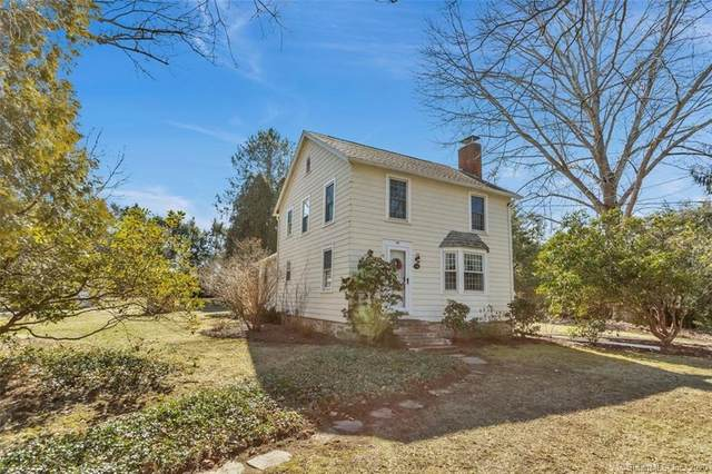 105 Sill Lane, Old Lyme, CT 06371 (MLS #170276584) :: Carbutti & Co Realtors