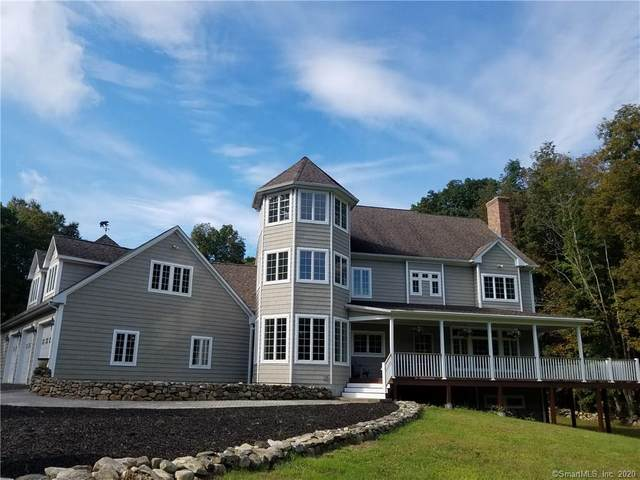 123 Hangman Hill Road, North Stonington, CT 06359 (MLS #170276798) :: Spectrum Real Estate Consultants