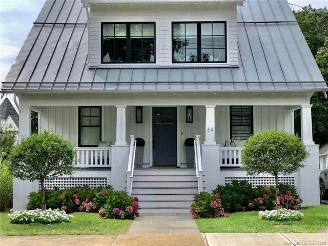 64 Cove Avenue, Norwalk, CT 06855 (MLS #170276935) :: Kendall Group Real Estate | Keller Williams