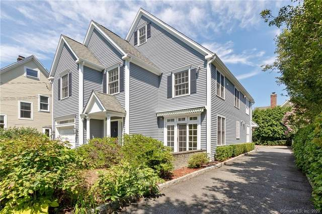 61 Orchard Place B, Greenwich, CT 06830 (MLS #170277672) :: GEN Next Real Estate