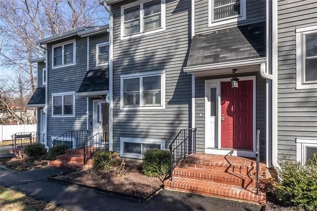 242 Tunxis Hill Cut Off #242, Fairfield, CT 06825 (MLS #170277830) :: Michael & Associates Premium Properties | MAPP TEAM
